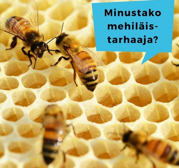 Mehiläistarhauskurssi nuorille