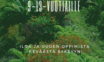 Puutarhurin taidot haltuun ja kasvattamaan pieniä ihmeitä siemenestä sadoksi! Il…
